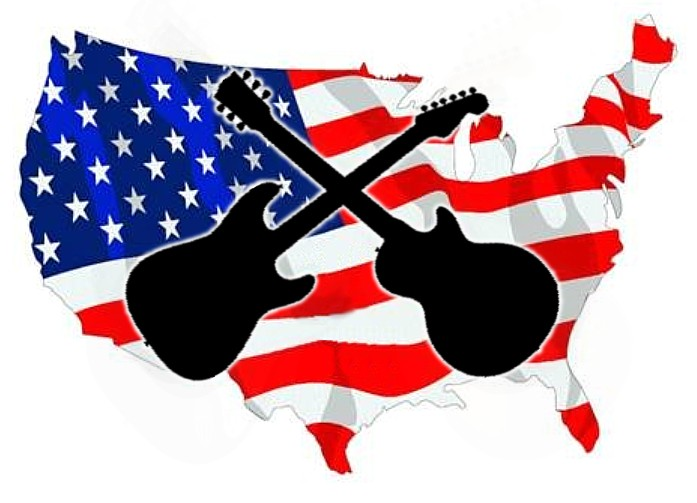 rock music and united states So many musical styles originated and/or flourished in the united states browse this guide to learn more about the top cities for music in the usa.